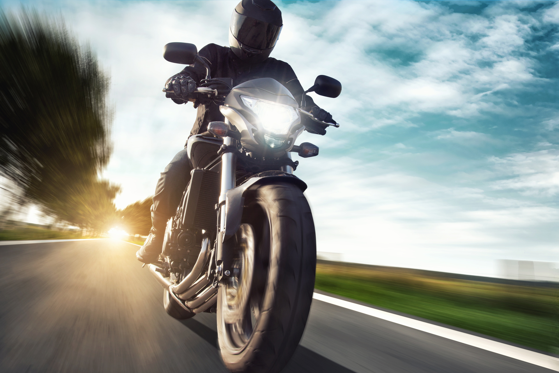 Motorcycle insurance in New Bern, NC